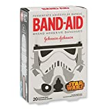 Band-Aid Star Wars Bandages - First Aid Supplies - 20 per Pack