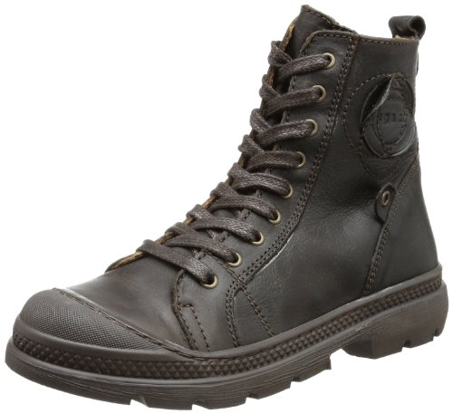 Bisgaard Stiefel mit Lederfutter Boots Unisex-Child Brown Braun (60 Brown 60) Size: 33