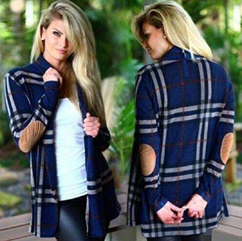 xjoel-plaid-donne-cardigan-knit-poncho-capo-dello-scialle-outwear-blu-l