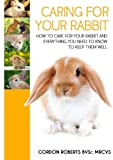 Caring For Your Rabbit (How to care for your Rabbit and everything you need to know to keep them well)