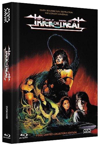Trick or Treat - Ragman (Blu-Ray + DVD + CD) uncut streng limitiertes Mediabook Cover B