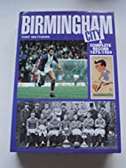 Birmingham City: A Complete Record 1875-1989…