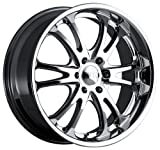 Boss Motorsports (Series 313) Chrome - 20 x 8.5 Inch Wheel