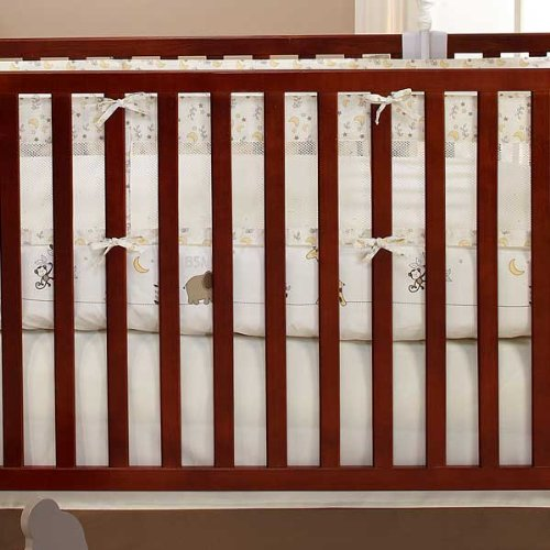 Nojo Dreamy Nights Secure-Me Crib Liner (Discontinued by Manufacturer)