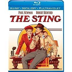 The Sting (Blu-ray + Digital Copy + UltraViolet)