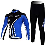 2014 Autumn and Winter Comfortable Outdoor Cycling Sets Made Of Breathable And Quick Dry Fabric-Long Sleeve Jersey And Pant