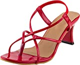 Style World Women's Multi-Colored Synthetic Sandals - 6 UK