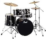 Pearl ROADSHOW RS525SCW/C #31 JET BLACK ドラムセット ランキングお取り寄せ