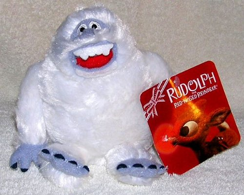 Rudolph the red nosed reindeer snow monster - photo#25