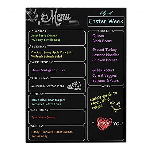 Magnetic Refrigerator Chalkboard