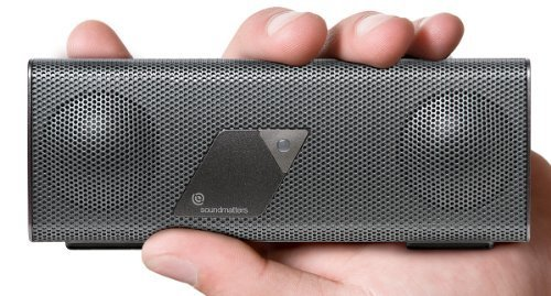 Soundmatters FoxL Dash 7 Portable Bluetooth Speaker