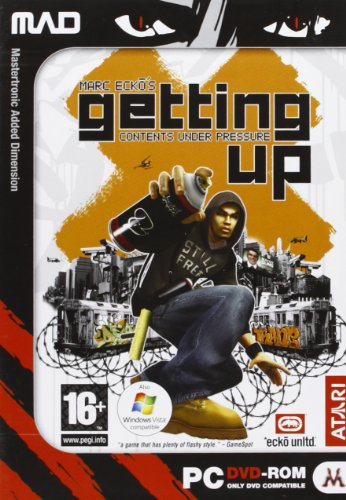 Marc Ecko's Getting Up: Contents Under Pressure (PC DVD) [Edizione: Regno Unito]