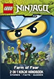 LEGO Ninjago 2-in-1 Ninja Handbook: Nothing in the Dark/Farm of Fear (Lego Ninjago Ninja Handbook)