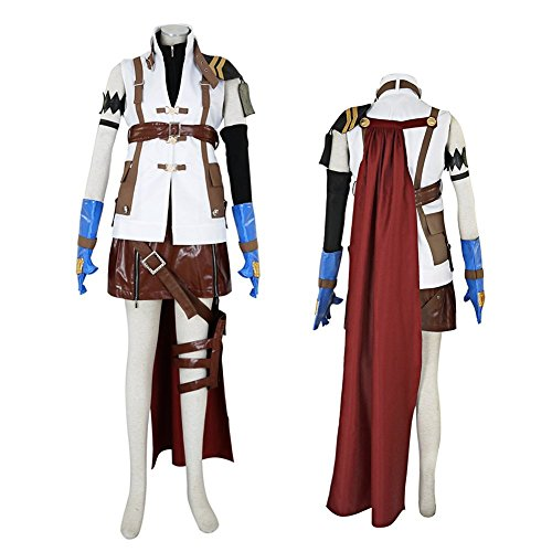 CG Co (Final Fantasy 13 Lightning Returns Costumes)