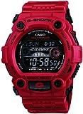 [カシオ]CASIO 腕時計 G-SHOCK ジーショック Burning Red タフソーラー 電波時計 MULTIBAND 6 GW-7900RD-4JF メンズ
