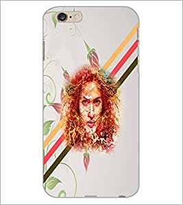 PrintDhaba Friends D-5884 Back Case Cover for APPLE IPHONE 6S PLUS (Multi-Coloured)
