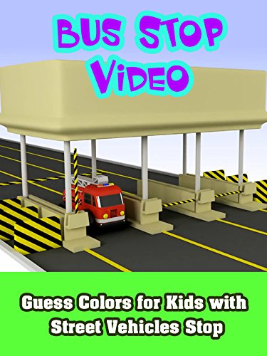 Guess Colors for Kids with Street Vehicles Stop on Amazon Prime Video UK