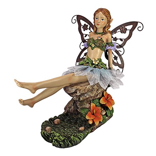 Design Toscano Teasing Tessa The Fairy Statue (Chimney Pond Tales compare prices)