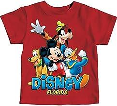 Disney Florida Little Boys Toddler Mickey Mouse amp Friends T Shirt