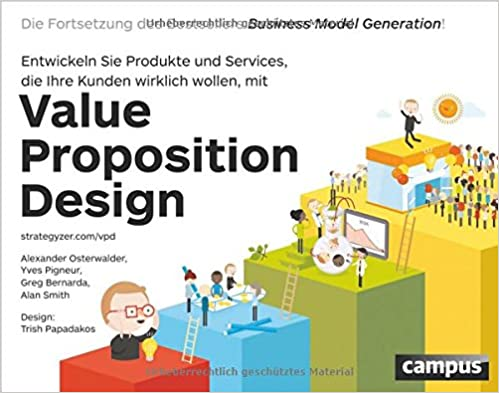Digital Transformation Buch - Value Proposition Design
