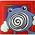 Pokemon 23K Gold-Plated Trading Card #61 Poliwhirl