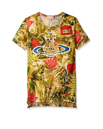 Vivienne Westwood Men's Allover Print T-Shirt