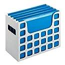 "Pendaflex Decoflex Desktop File, 9 1/2"" H x 12 1/4"" W x 6"" D, Granite (23054)"