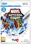 Marvel super hero squad comic creator...