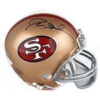 Deion Sanders Hall of Fame Signed Autograph San Francisco 49ers Mini Helmet Authentic Certified Coa