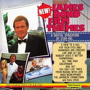 Star Inc. - James Bond Film Themes: A Digital Synsation By Star Inc