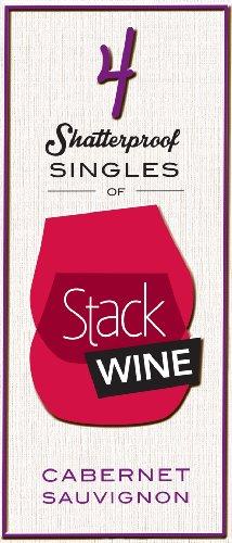 Nv Stack Wine Cabernet Sauvignon, 4 X 187 Ml