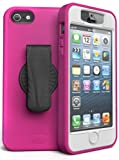 ISkin Revo 360 Case for Apple iPhone 5 - Pink