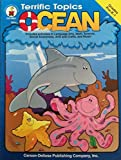 img - for Terrific Topics Oceans (CD0821) book / textbook / text book