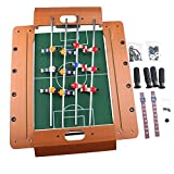 Agptek-Miniature-Wooden-20-503510cm-Mini-Table-Foosball-Table-Game-Set-Soccer