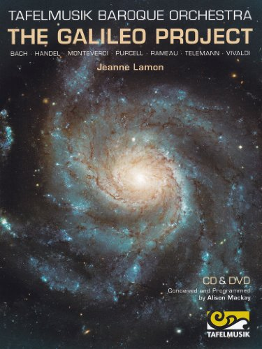 Tafelmusik Baroque Orchestra - The Galileo project (+CD)