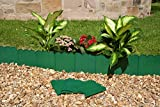 Good Ideas Sherwood Green Hammer in Garden Border Edging (076) Perfect Garden Borders keep your lawn neat and tidy.