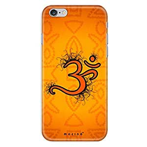 Mozine Om Hari Om Printed Mobile Back Cover For Apple Iphone 6 Plus
