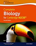Complete Biology for Cambridge IGCSE. Student's Book with CD-ROM