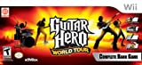 Pre-Order the Guitar Hero World Tour band kit on Wii