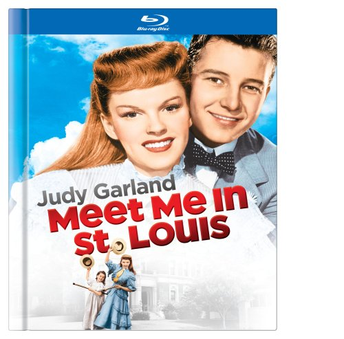 Cover art for  Meet Me in St. Louis [Blu-ray Book]