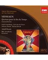Messiaen : Quatuor pour la fin du Temps ; Chronochromie