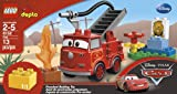 LEGO DUPLO 6132 Cars Red