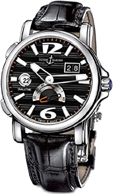 Ulysse Nardin Dual Time Mens Watch 243-55-62
