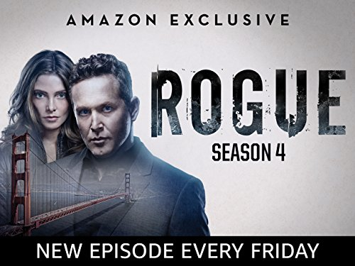 Rogue Season 4 on Amazon Prime Instant Video UK