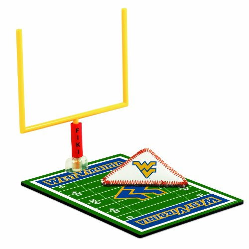 West Virginia Mountaineets Tabletop Football Game