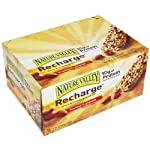 Nature Valley Recharge Granola Bar Cranberry Almond