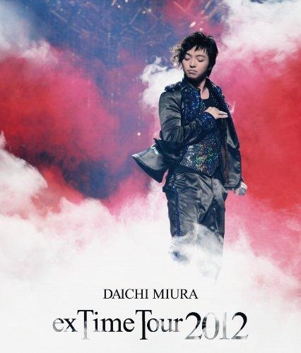 """DAICHI MIURA """"exTime Tour 2012"""