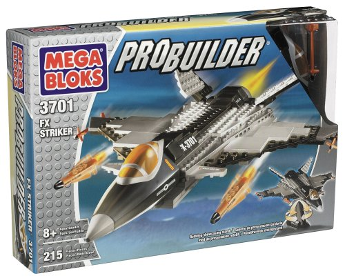 Mega Bloks ProBuilder FX Striker (215 pcs)