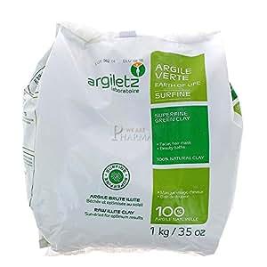 Argiletz Surfine Argile Vert 1 Kg