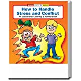 How To Handle Stress and Conflict Coloring and Activity Book Trade Show Giveaway